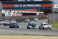 Start race 1 Ford Fiesta Sprint Cup - BE
