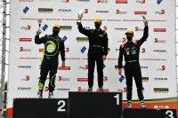 Podium QSR Racing School race 1