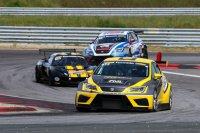 Ferry Monster Autosport - Seat Sport León Cup Racer