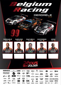 Belgium Racing 24 Hours of Zolder 2019