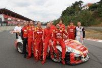 De troepen van Belgium Racing - 24H Zolder editie 2013