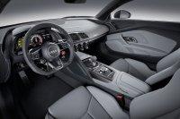 Interieur Audi R8 V10 plus