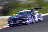 Erebus Motorsport - Mercedes SLS AMG GT3