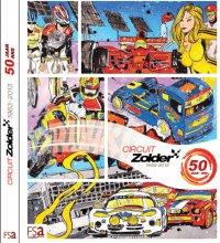 Cover boek 50 jaar Circuit Zolder