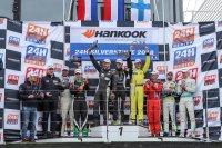 Algemeen podium Hankook 24H Silverstone