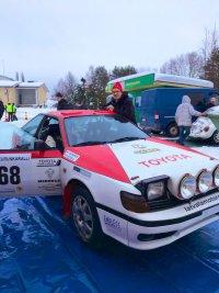 Jari-Matti Latvala - Toyota Celica ST165