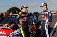 Kevin & Timmy Hansen - Peugeot 208 WRX