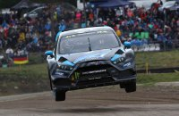 Andreas Bakkerud - Ford Focus RS