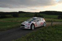 Cédric Cherain - Ford Fiësta R5