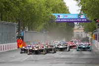 Start 2018 Paris E-Prix