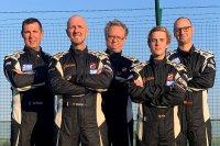 Groepsfoto G&R Motorsport