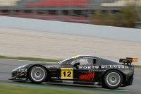 V8 Racing with SRT Corvette #12