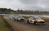Vijf Audi's en één Skoda in finale