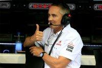 Martin Whitmarsh (Teambaas McLaren Mercedes)