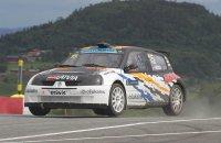 Reinis Nitiss - Renault Clio Super1600