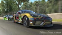Flemish Simsports GT4 - Porsche 718 Cayman GT4 Clubsport MR