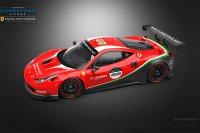 Curbstone Corse - Ferrari 458 Italia GT3