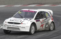 Lars Oivind Enerberg - Ford Fiësta TouringCar