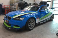Las Moras Racing - BMW M3 GT4