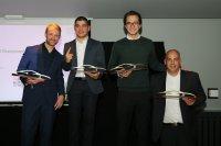 Laureaten Porsche GT3 Cup Challenge Benelux 2018