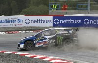 Johan Kristoffersson - VW Polo Supercar