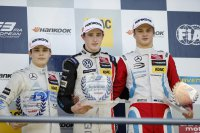 Rookie Podium race 2 Hockenheim