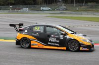 Benjamin Lessennes - Boutsen Ginion Racing Honda Civic TCR