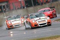 Porsches Supercup van Belgium Racing