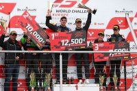 Podium Brands Hatch Race 2