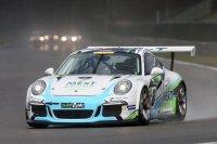 Wauters/Wauters/Longin - MExT Racing Team Porsche 991 Cup