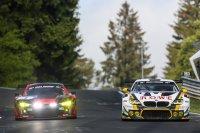 WRT Audi R8 LMS - BMW M6 GT3
