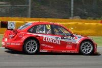 Rob Huff - Lada Lukoil Racing