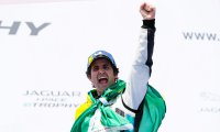 Sérgio Jimenez - Kampioen Jaguar I-Pace eTrophy 2018-19