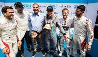 Top vijf van Zürich ePrix Superpole