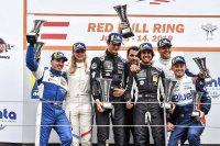 Podium race 1 Red Bull Ring