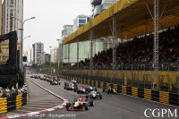 Start kwalificatierace Macau GP F3