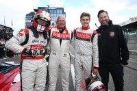 Tim Joosen, Luc De Cock, Sam Dejonghe en Jim De Cock