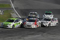 Start finale EuropeanRX Noorwegen