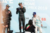 Podium 2019 Rome E-Prix