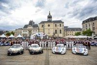 Porsche livery voor Le Mans