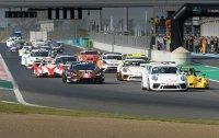 Start Supercar Challenge GT & Prototype Challenge Magny Cours