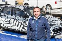 Sven Smeets bij de VW Polo R5 GTI