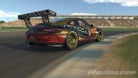 Flemish Simsports Yellow - Porsche 911 GT3 Cup