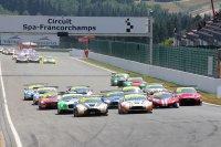 Start British GT Spa