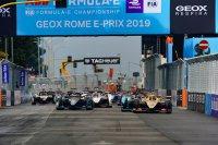 Start 2019 Rome E-Prix