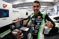 Mikel Azcona - Zengo Motorsport