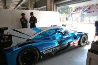 CEFC TRSM Racing (Manor) - Ginetta's G60-LT-P1