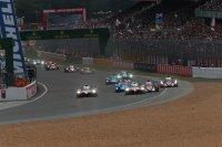 Start 24H Le Mans 2018