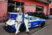 Thierry Verstraete-Pieter Dubois - NSC Motorsports