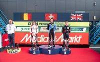 Podium race 1 DTM Trophy Assen